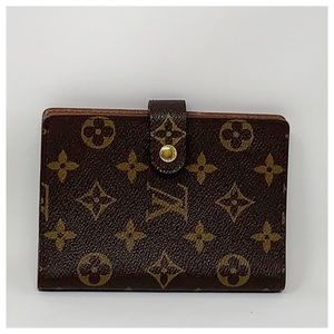 Authentic Louis Vuitton Monogram Agenda Wallet